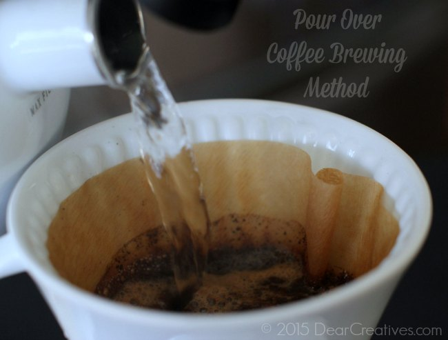 coffee lovers| coffee | lifestyle| Pour over coffee brewing method