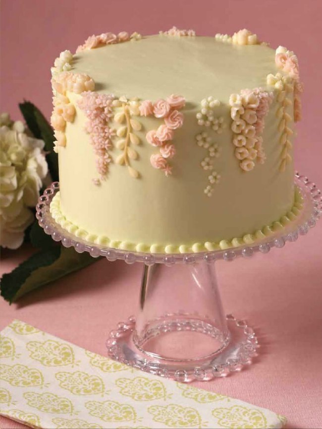 Baking Cookbook: Sensational ButterCream Decorating
