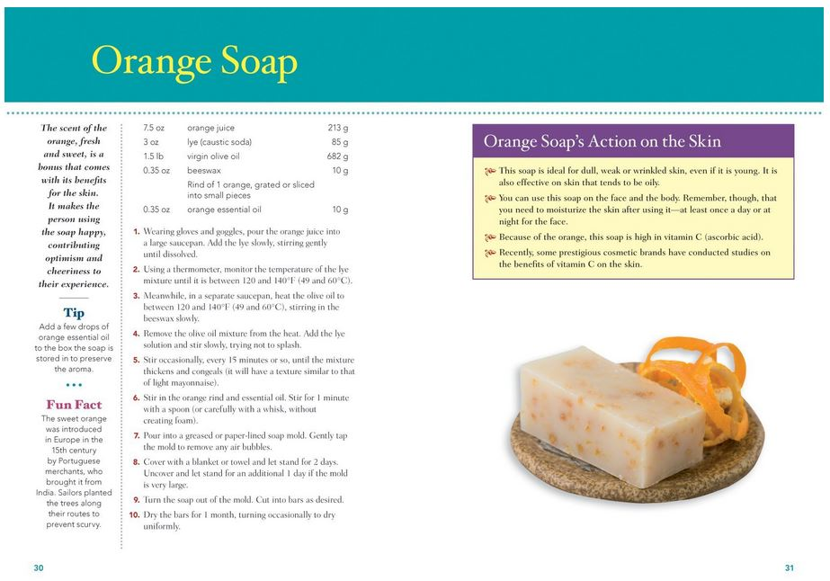 Homemade Soaps : #Book The Best Natural Homemade Soaps