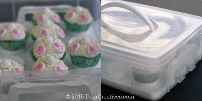 Easy Baking Ideas |Cupcake Carrier