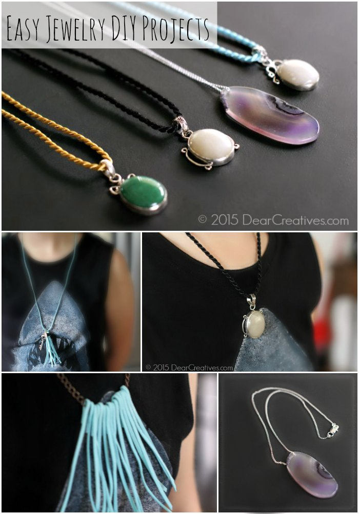 Easy Jewelry DIY Projects