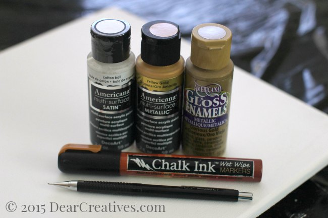 Home Decor Ideas Paint and DIY Supplies