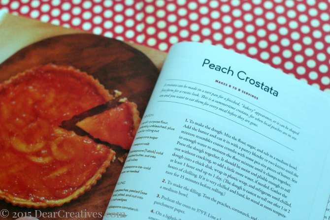 Italian Cookbook |Recipe page dessert Patsy's Italian Family cookbook