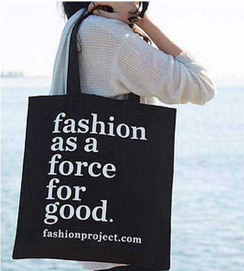 Fashion Project Fashion as a force for good