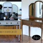 Home Decor Ideas DIY | Before and After Vanity to Coffee Cart
