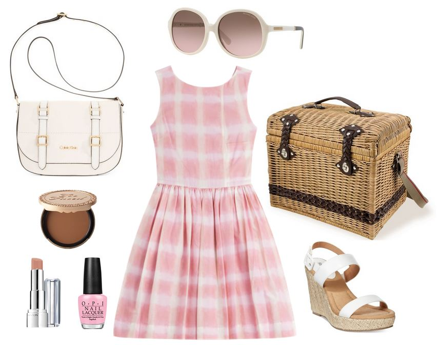 Kick Off Summer Picnic Season With Gingham Style!