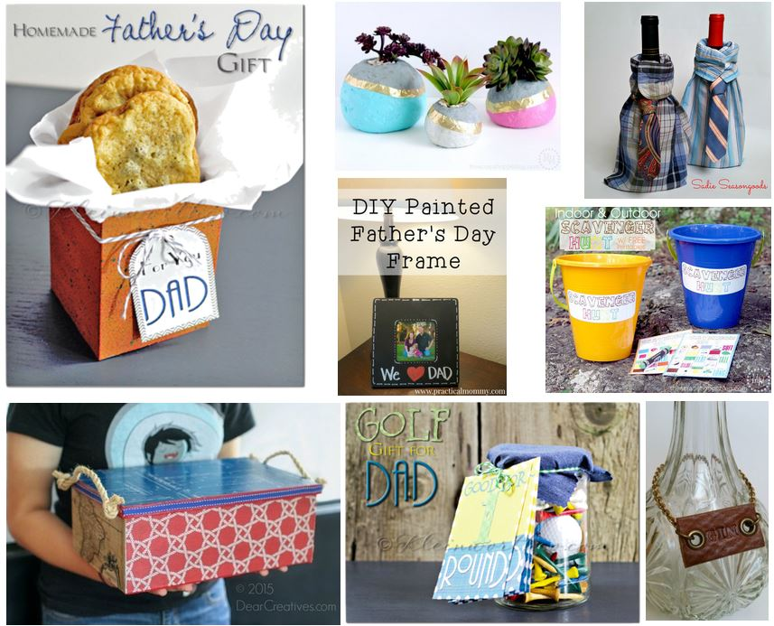 Fathers Day Handmade Craft Ideas