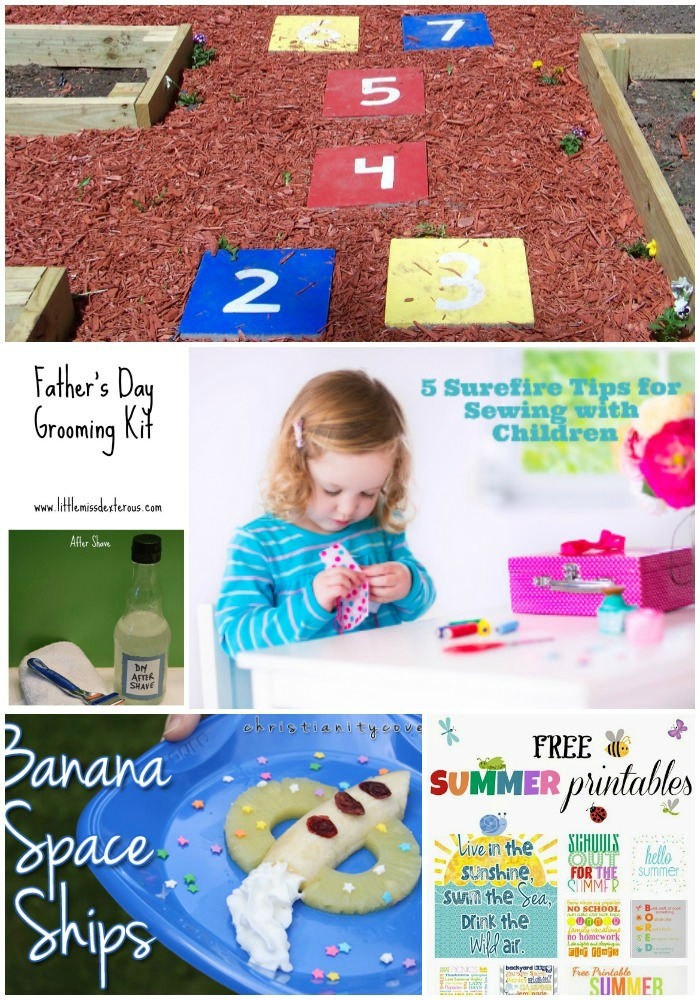 Blogging Linky Party My Favorite Things June 6 Features