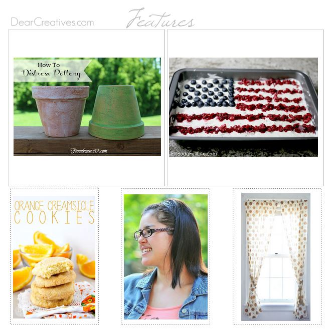 Blogging linky party |Inspiration Spotlight Party Features From Party 150
