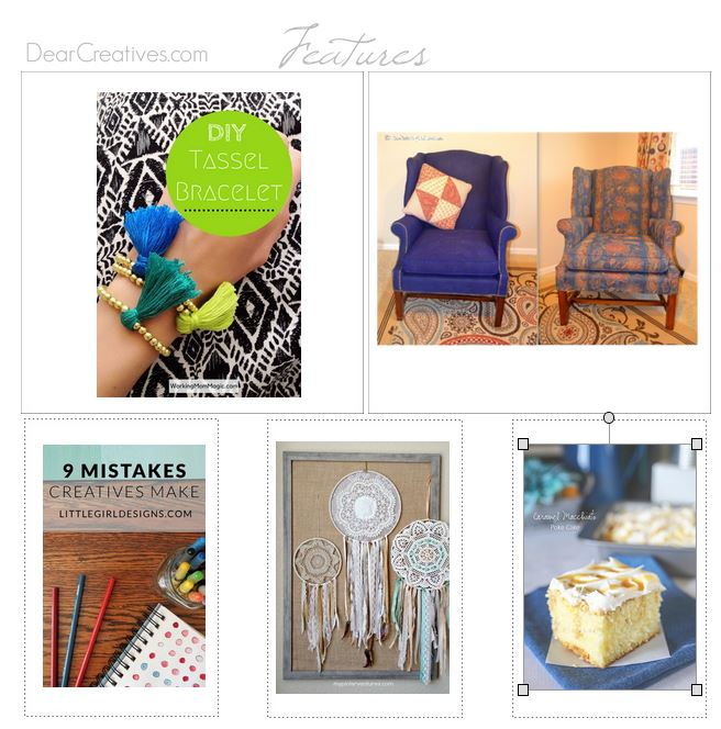 blogging linky party  Inspiration Spotlight Party Features From Party 155