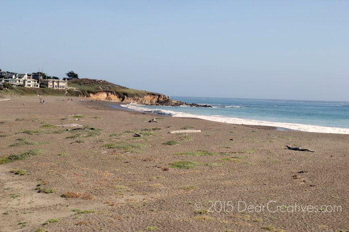 Moonstone Beach Cambria CA