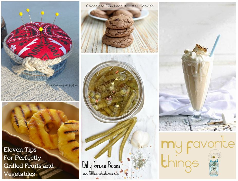 My Favorite Things 8-7-2015 Linky Party Features