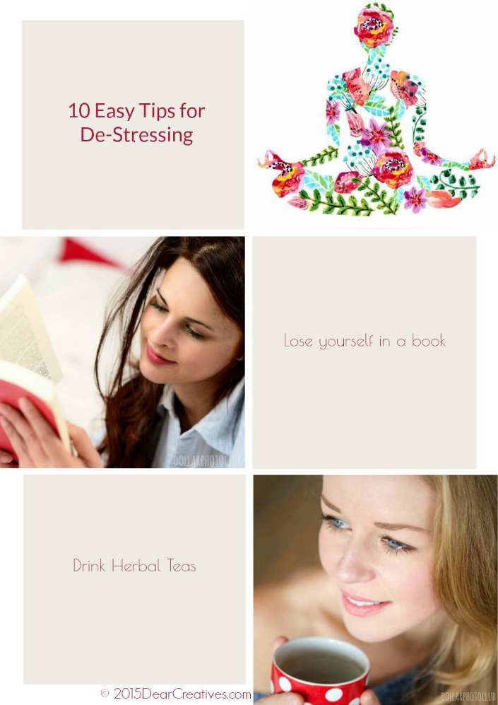 Lifestyle | 10 Easy Tips for De-Stressing