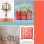 Home Decor Ideas | Color Inspiration Coral