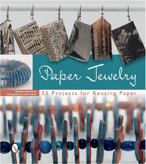Craft Books |Craft Book Review | Paper Jewelry