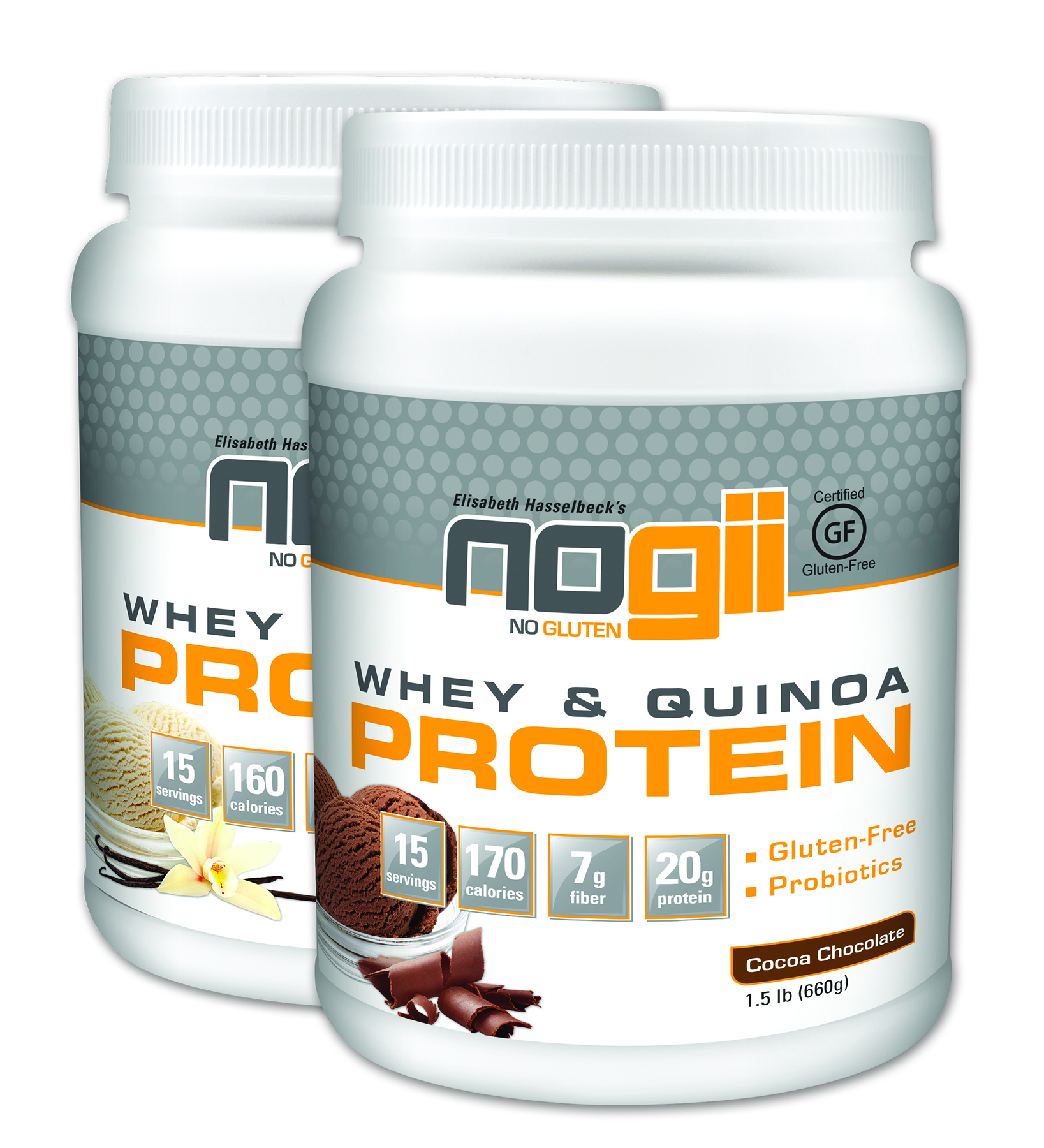 Review Giveaway Nogii Protein Powder Two Winners! #Giveaway