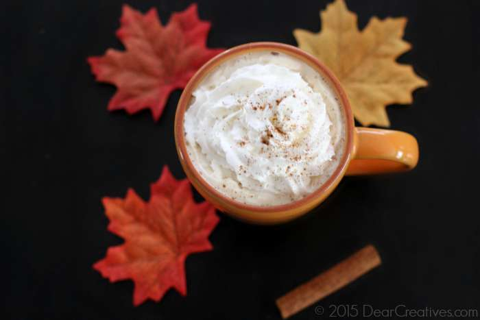 Pumpkin Spice Latte and coffee time