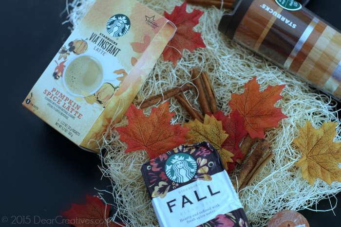 starbucks fall coffees coffee time