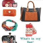 Beauty |Fashion | Whats In My Bag