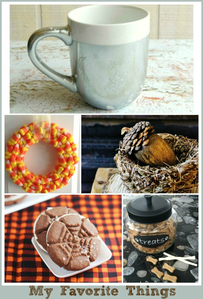 LinkUp party | My Favorite Things |DearCreatives.com