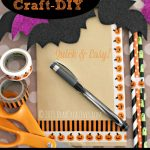 Fall Craft Ideas | Halloween Crafts | Party Favors DIY