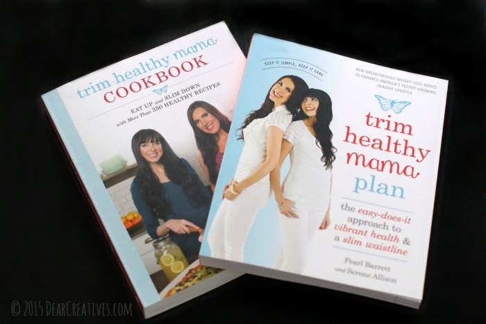 Trim Healthy Mama Meal Plan and Cookbook Review