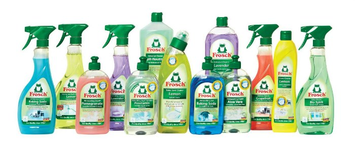 Frosch Cleaning Products