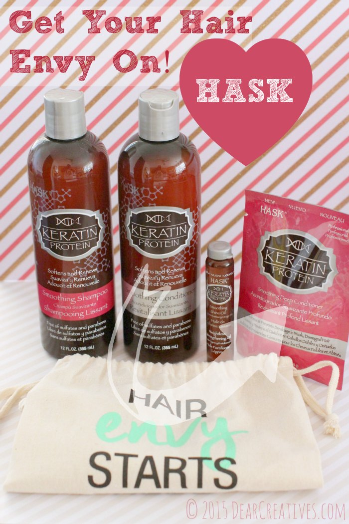 Hask Hair Care Products Review