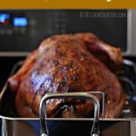 How to Roast A Turkey | Roast turkey With Onion Pears and Sage