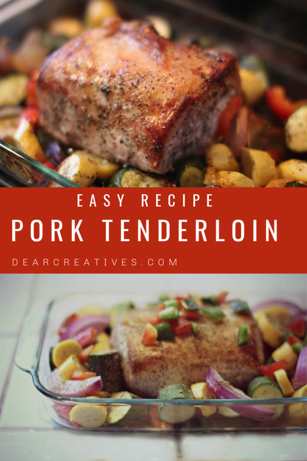 Pork Tenderloin Recipe Easy And Delicious