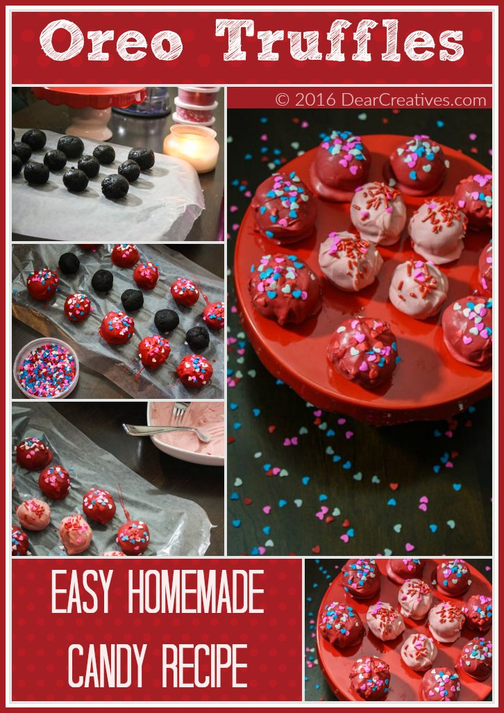 Candy Recipes | Easy Oreo Truffles Recipe