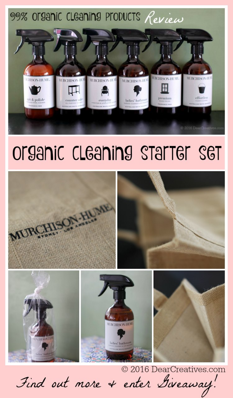 Dream Of A Sparkling Home? Organic Cleaning Works!