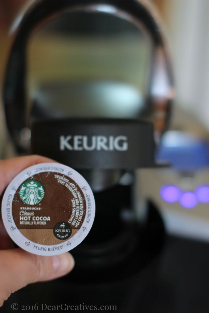 Drink Recipes Keurig Coffee Maker Starbucks Hot cocoa K Cup