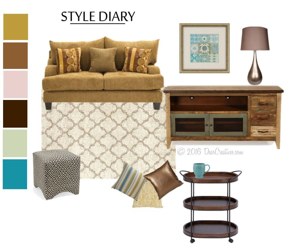 Home Décor Updating Your Home With Accent Pieces