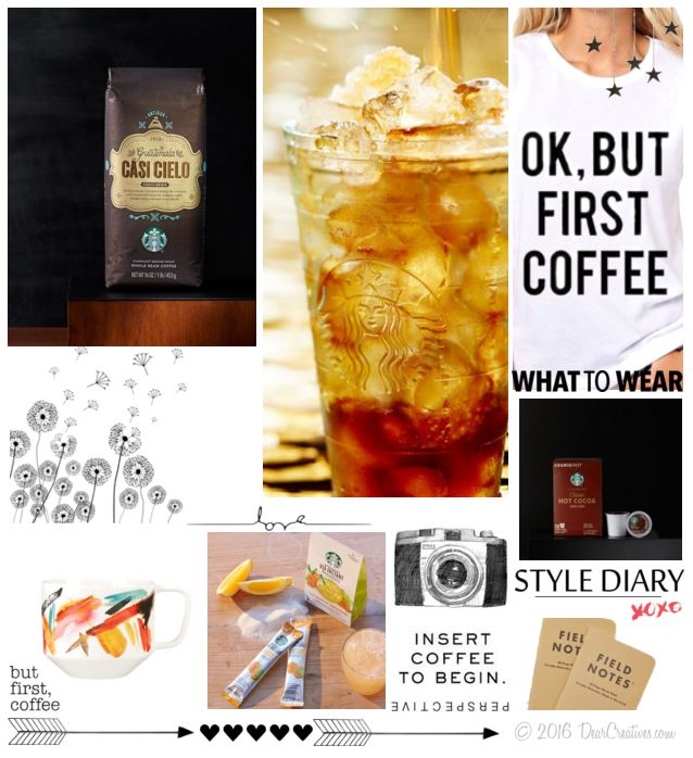 Coffee Lovers Lifestyle Styling