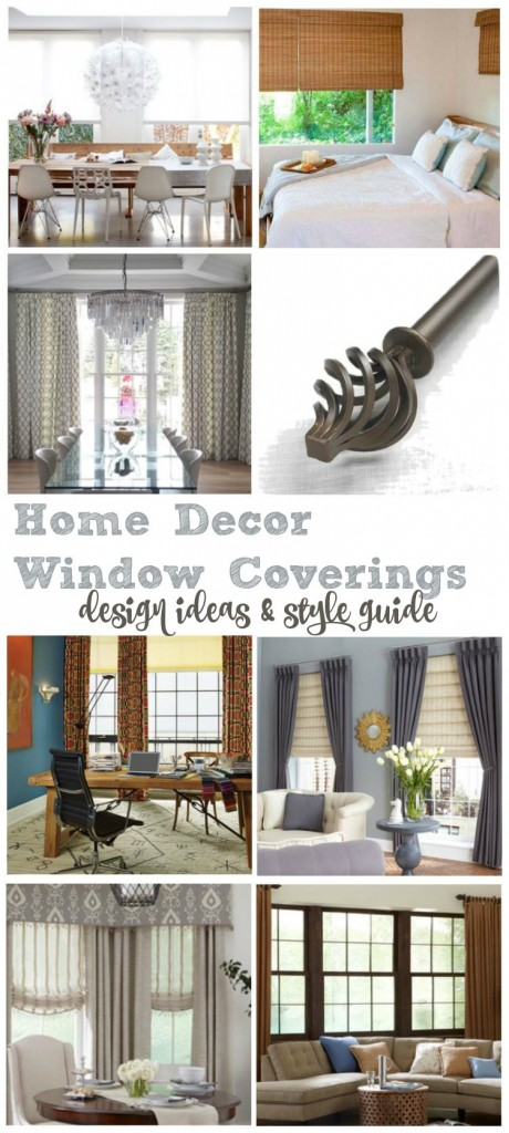 Home Decor Window Coverings Design Ideas and Style Guide