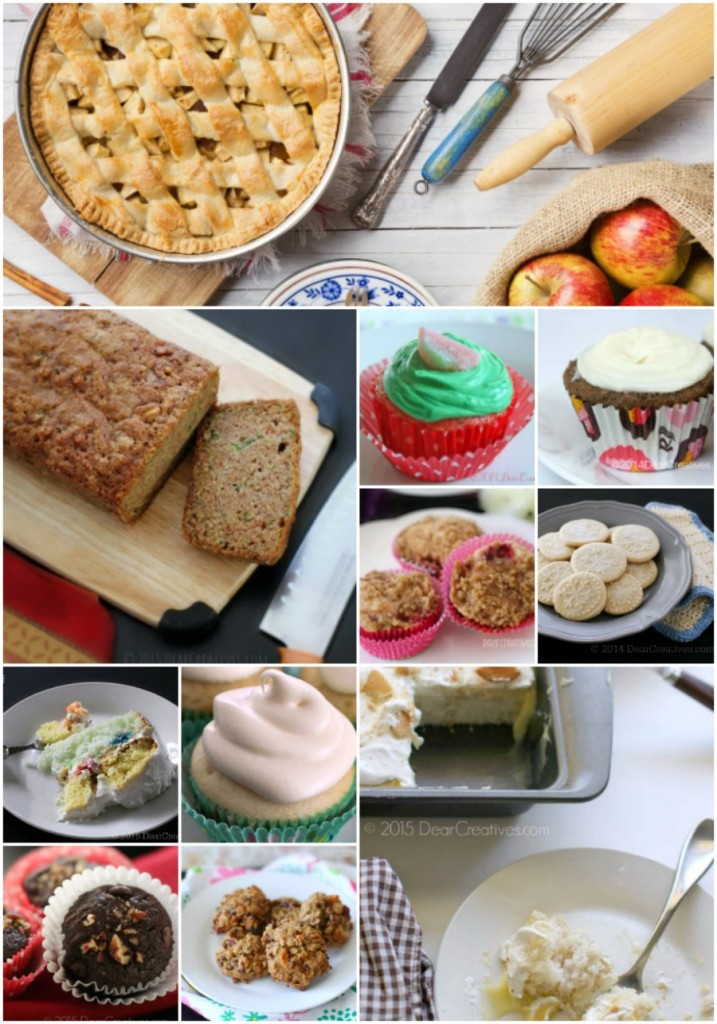 Easy Baking Recipes | Baking, Baked Goods, and Desserts DearCreatives.com