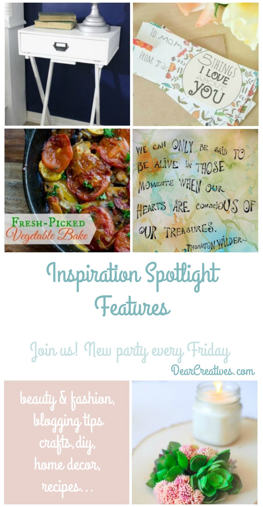 Linkup Party Inspiration Spotlight 190 Join Us!