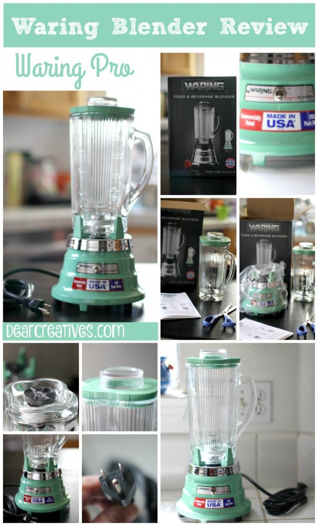 Waring Blender Waring Pro Blender Review Small Kitchen Appliances