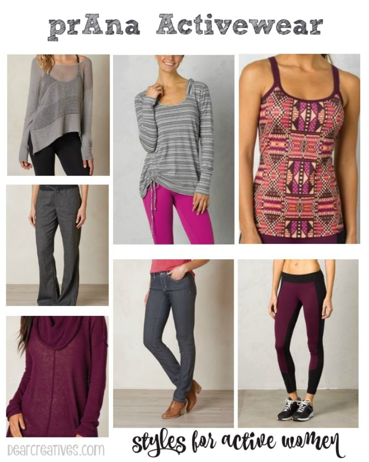 Workout? Yoga? Hike? Activewear Fashions You'll Love + #Giveaway #mmwearsprana