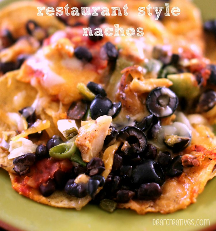 Easy Recipe Restaurant Style Nachos