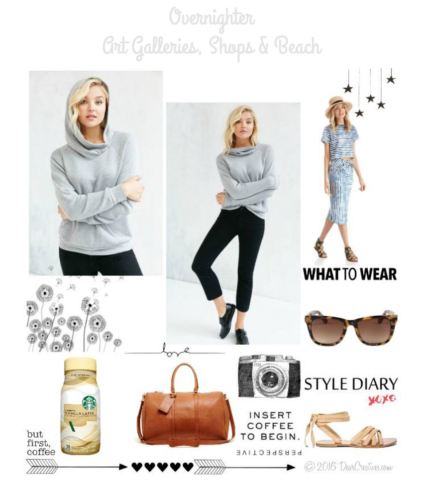 Style Guide Overnight Beach Style