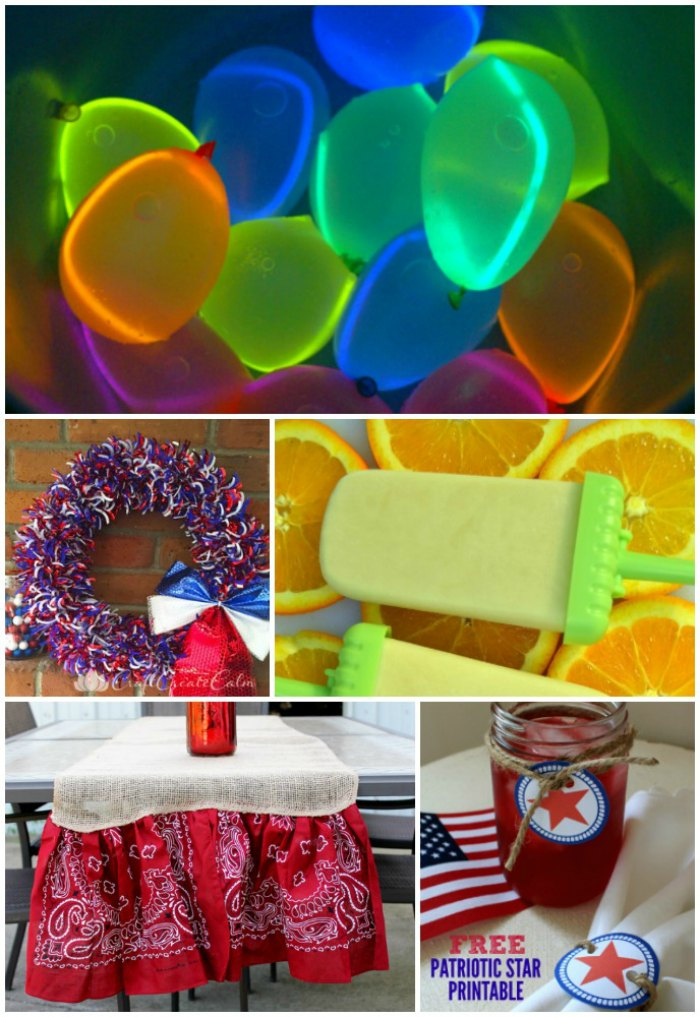 Linkup Parties My Favorite Things 174