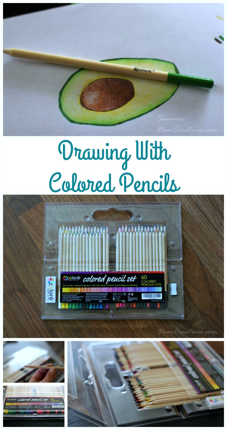 Tips For Drawing With Colored Pencils And Selecting The Right Set