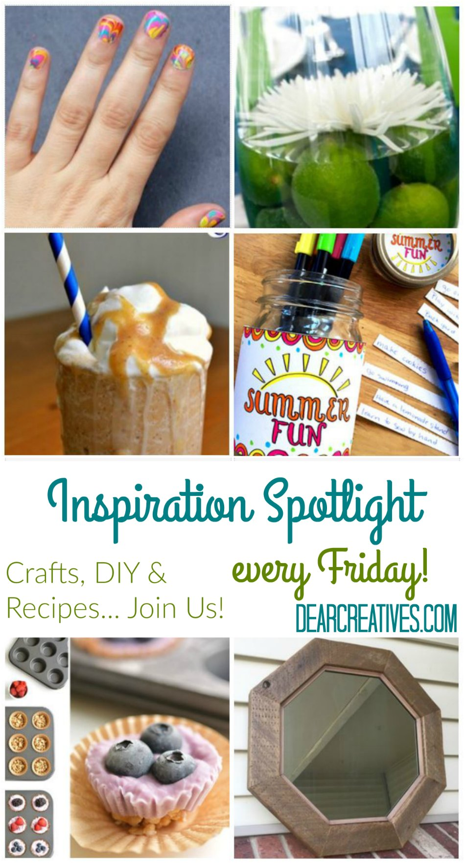 Linkup Party: Inspiration Spotlight 198 Join Us!