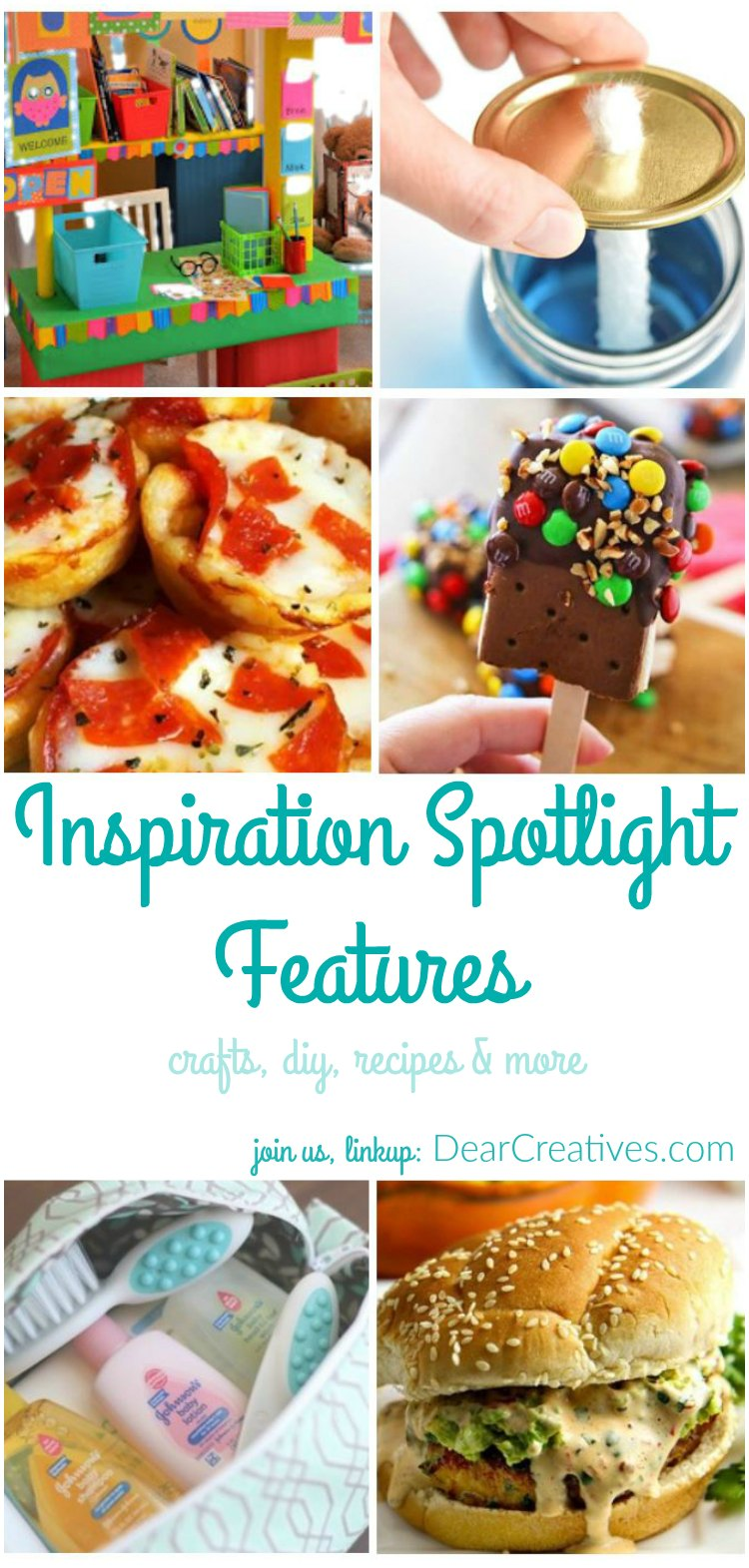 Linkup Party Inspiration Spotlight Party 199 | where bloggers share their favorite blogging tips, crafts, DIY, recipes, beauty & fashion, sewing and more! Stop by grab ideas, tutorials &...