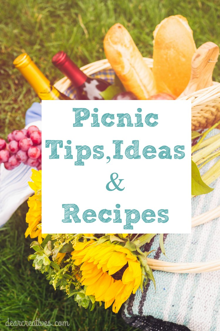Picnic Tips Ideas And Recipes