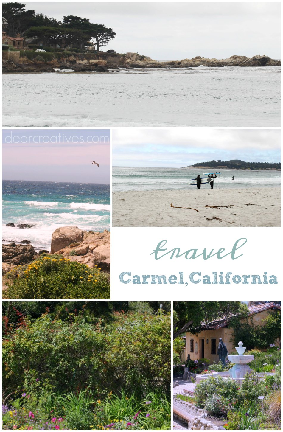 Carmel California And Hofsas House Hotel Stay