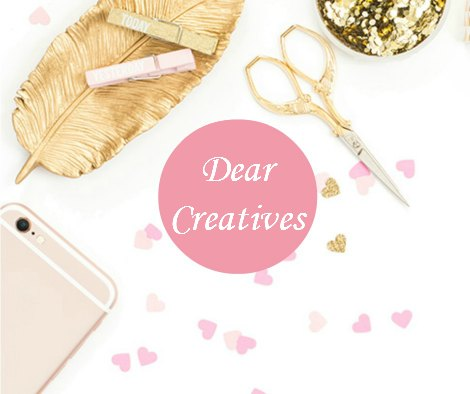 linkup party inspiration spotlight party dearcreatives-com