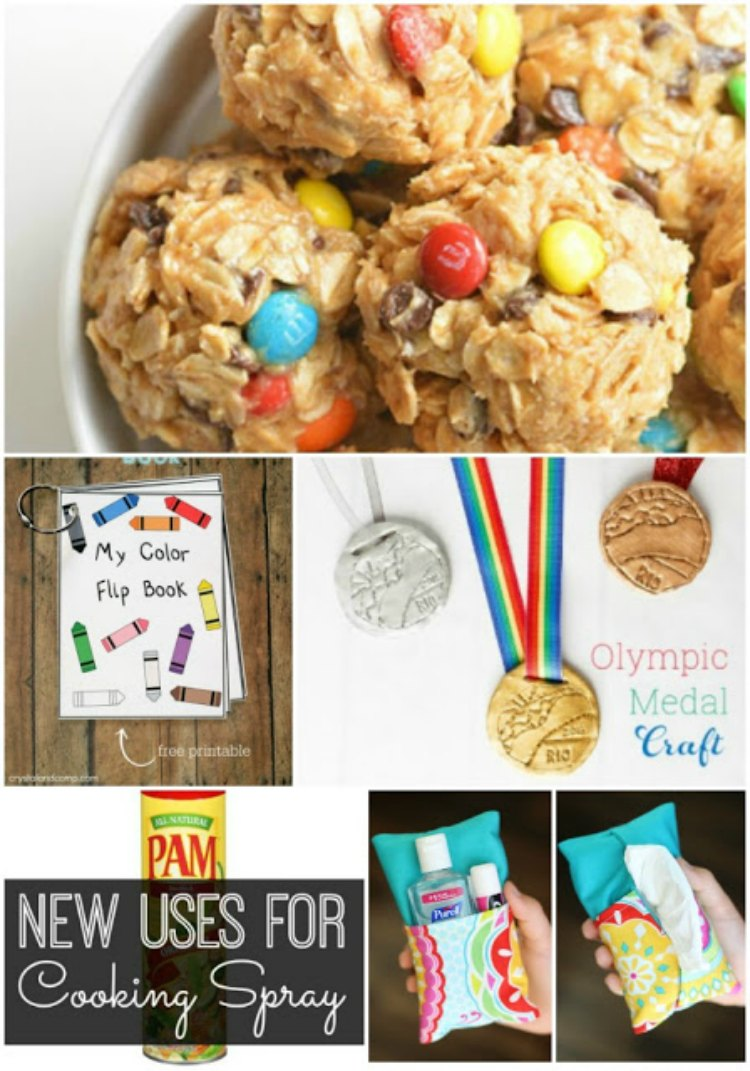 Linkup Parties My Favorite Things 180